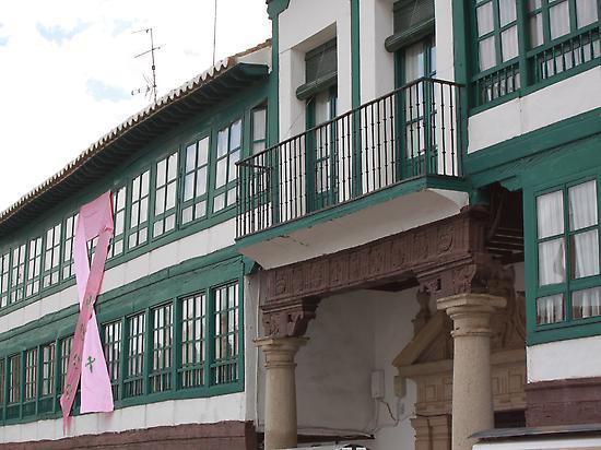 Plaza of Almagro