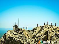 Mount Peñagolosa: a stone giant