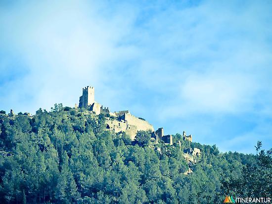 The Xivert templar castle