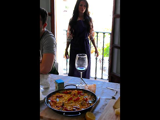 Cooking with Experience Sevilla