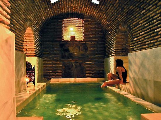 Arab Baths Medina Mudéjar