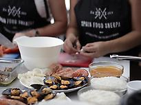 Paella cooking class in Málaga