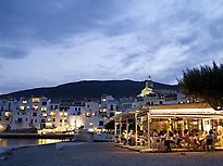 An evening in Cadaqués