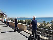 Alicante segway Tour XXL