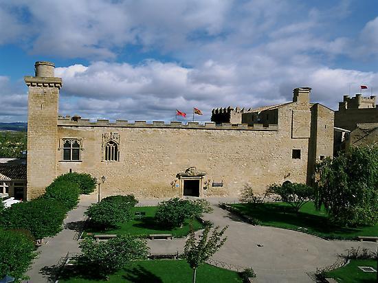 Parador de Olite (Navarra)