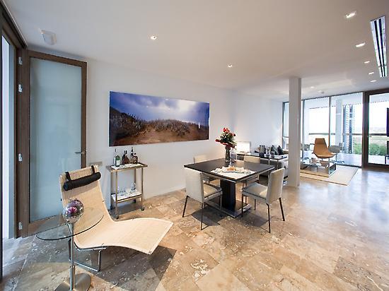 The lounge of the Unique Room El Xaloc