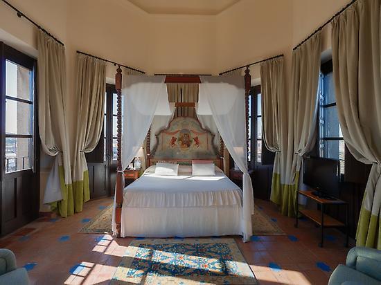 Unique Chambre Parador de Oropesa
