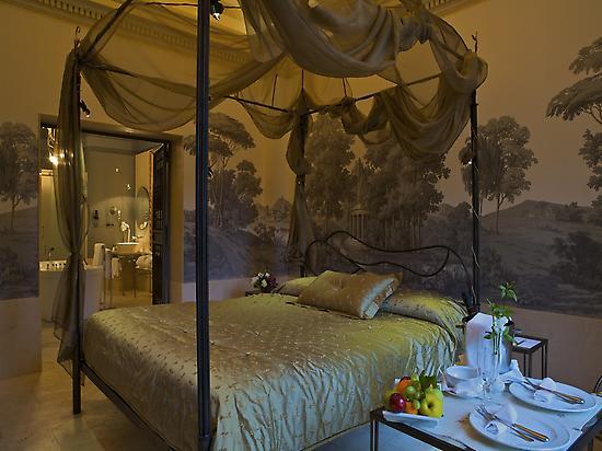 Chambre Unique Parador de Chinchón
