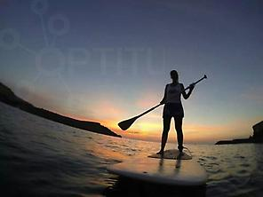 STAND UP PADDLE TOUR SUNSET