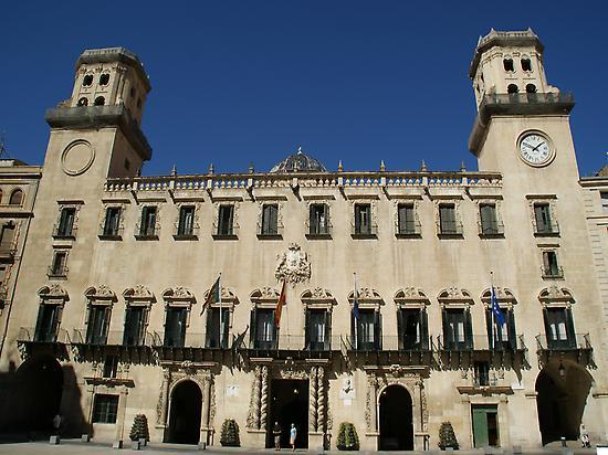 Ayuntamiento Alicante.