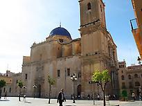 Saint Mary´s Basílica, Elche