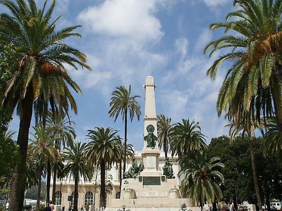 Plaza Héros de Cavite, Cartagena
