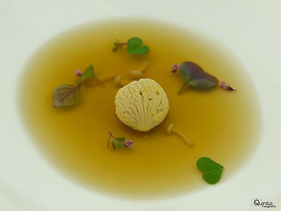 Sopa de Castaña