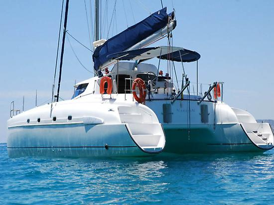 catamaran for hire ibiza