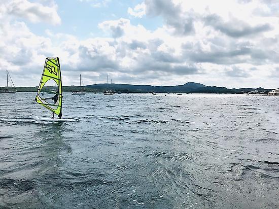 Windsurfing Courses in Menorca