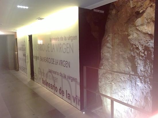 galería termal thermal gallery