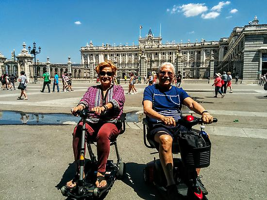 Accessible tours for PRM and families