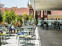 Roof Terrace at Barcelo Food Market