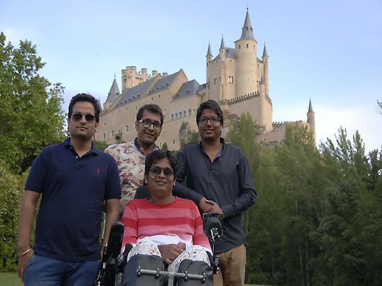 Tour privado accesible en Segovia
