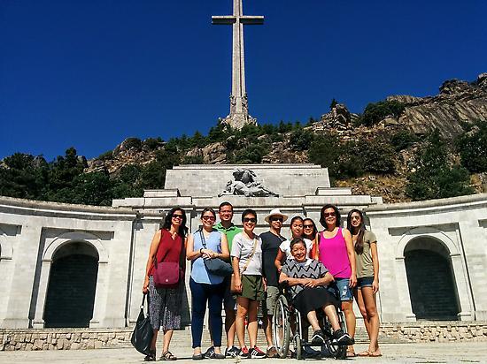 Valley of the Fallen & Escorial Tour