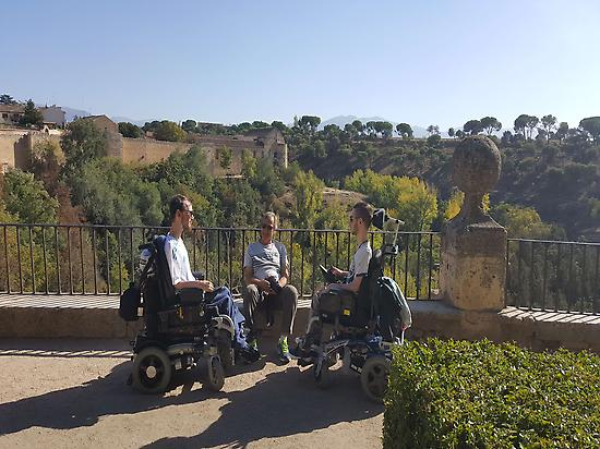 Wheelchair accessible tour in Segovia