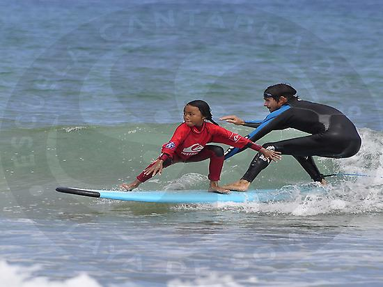 Surf School Cantabria