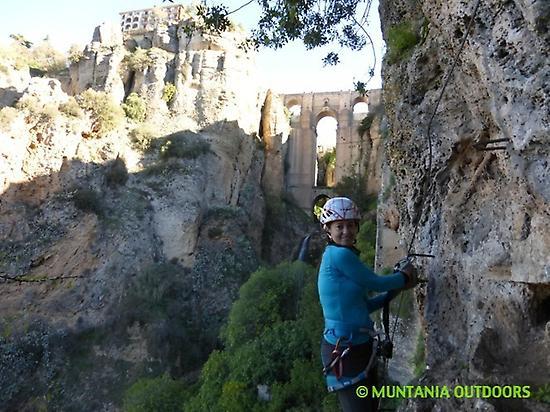 Ferratas, hiking and tapas in Ronda
