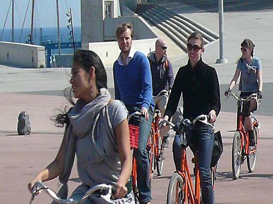 Gaudí Bike Tour