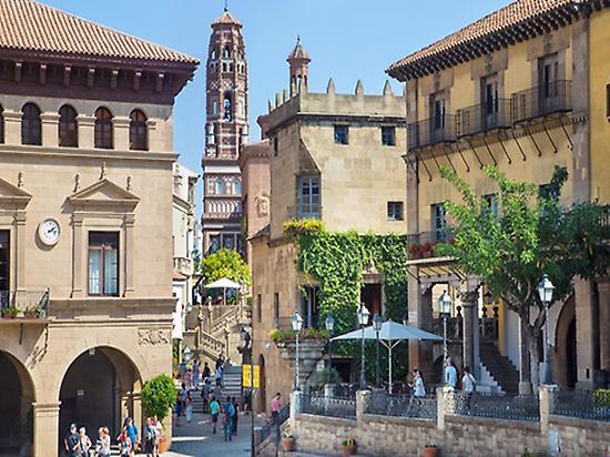 Poble Espanyol 2017