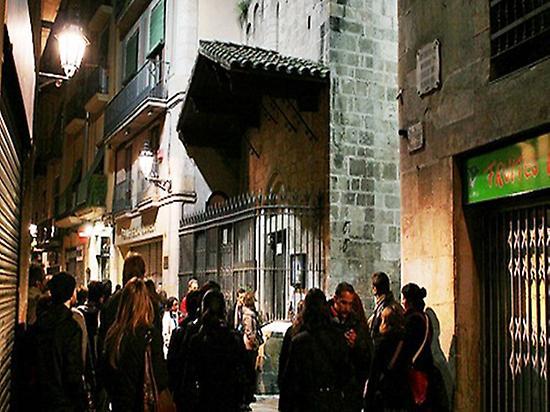 Fantômes de Barcelone