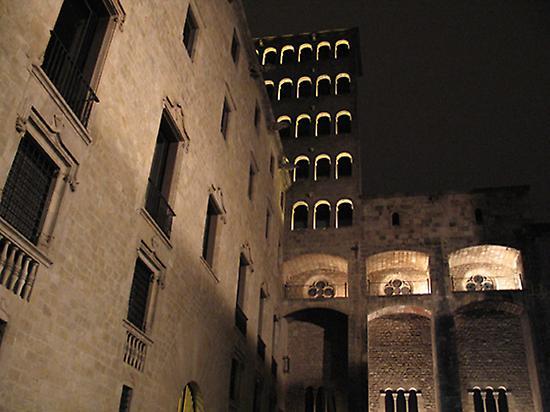 Barrio Gótico Nocturno