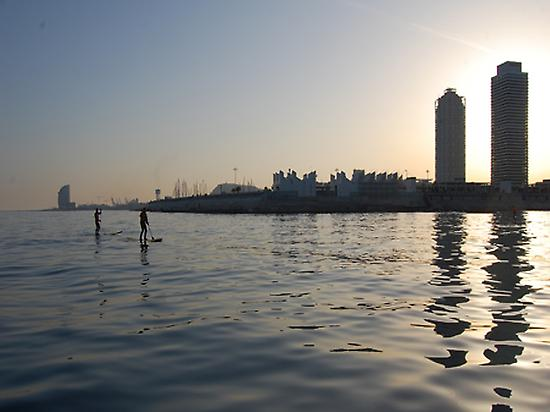 Paddle Surf and Kayak excursions