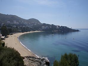 Hiking and the beach on the Costa Brava