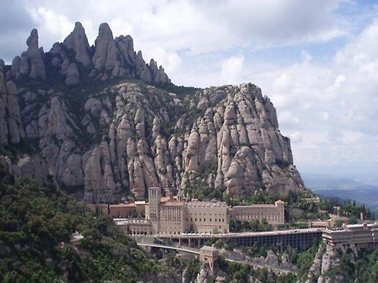 Afternoon in Montserrat