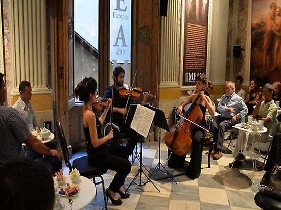 Concerts au MEAM