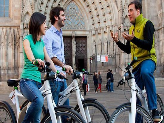 eBike City Tour Barcelona