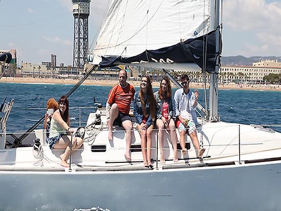Barcelona Port Tour, sailing excursions