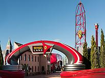 PortAventura Park and Ferrari Land