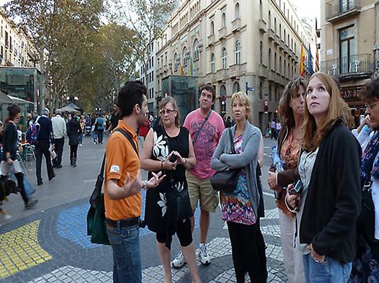 Tour de Tapas Barcelona