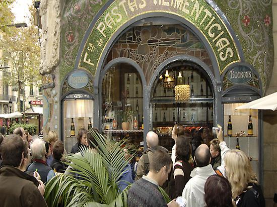 Barcelona Walking Tours Gourmet