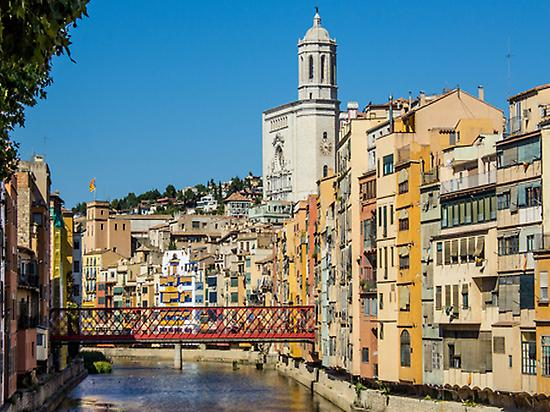 Half-day trip to Girona