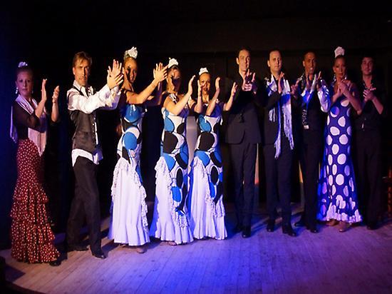 Tablao Flamenco El Patio Andaluz