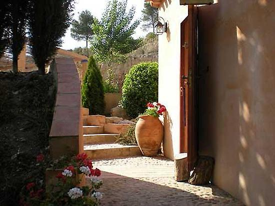 The charming rural inn at Caravaca