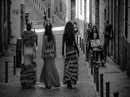 Visit the flamenco streets in Madrid