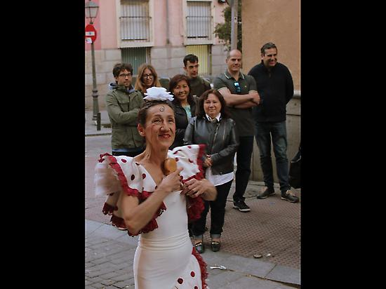 Flamenco and dramatized tour