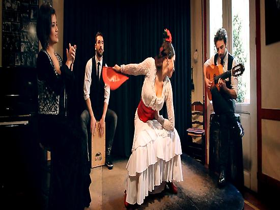 The best flamenco artists