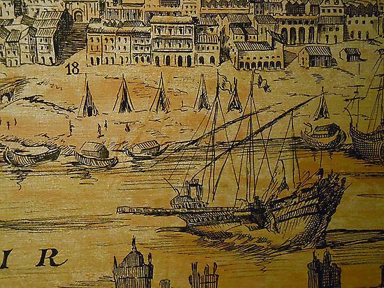 The Seville of Magellan