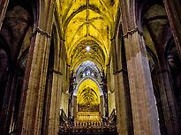 Guided visit to the Cathedral of Seville