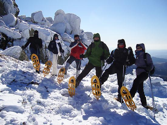 Enjoy Winter Outdoor sports in Madrid
