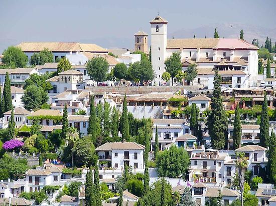 Albaicin and Sacromonte